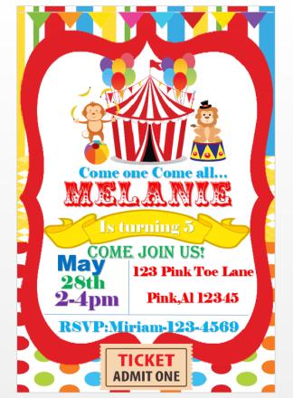 mel invite